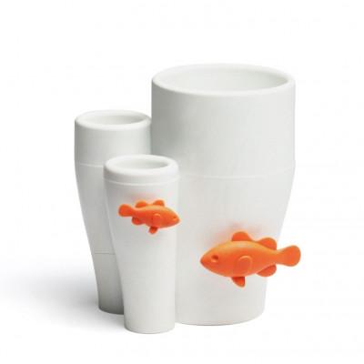 Korallen-Zahnbürstenhalter