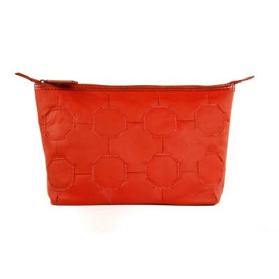 Cosmetics Bag | Red