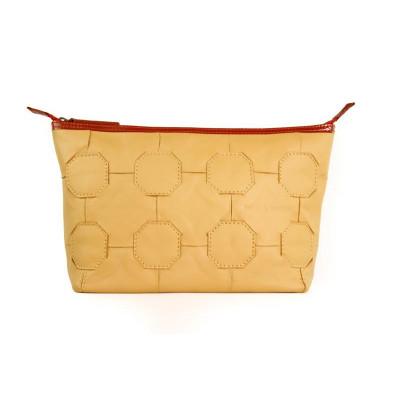 Cosmetics Bag | Tan