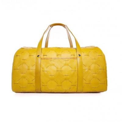 Duffel Bag | Yellow