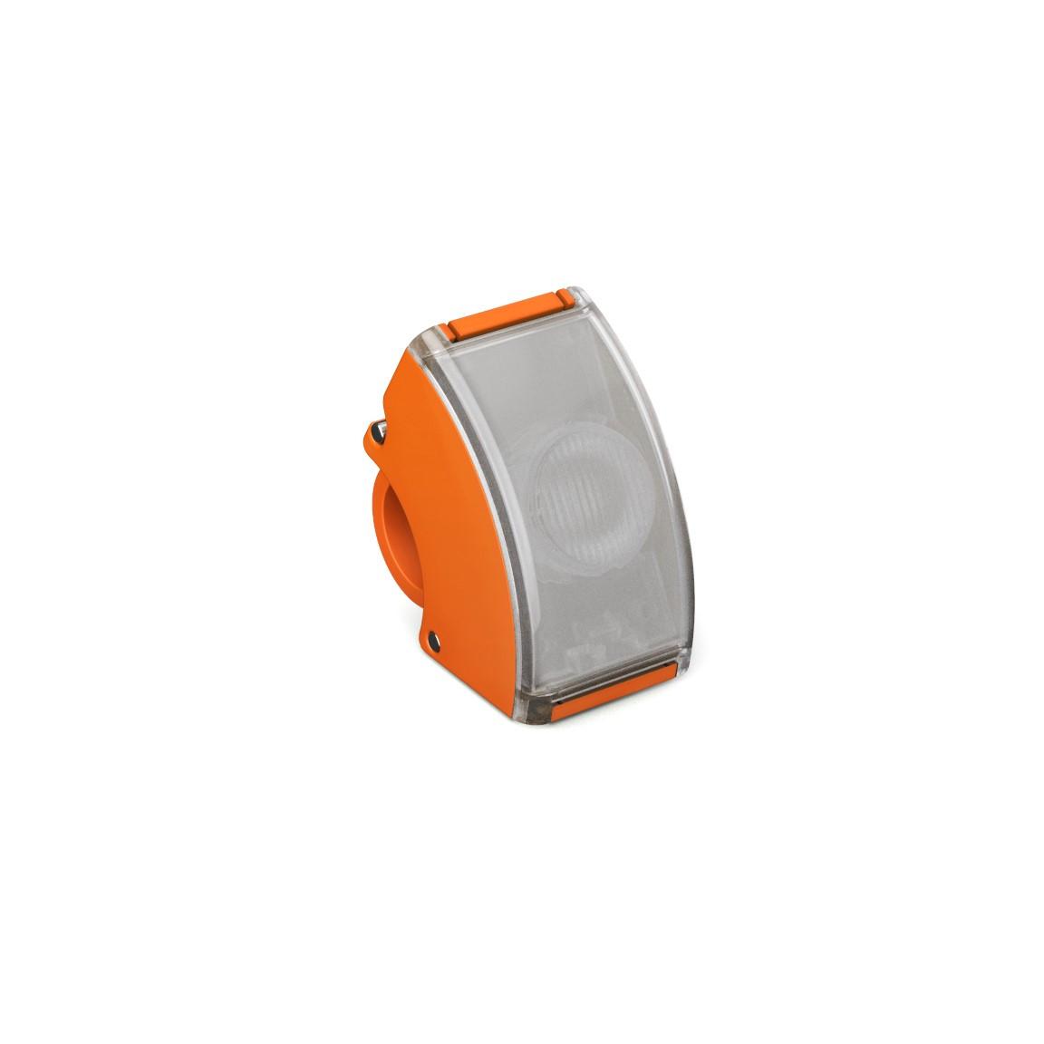 Fahrradlicht  Wiederaufladbar Vor Curve   Orange