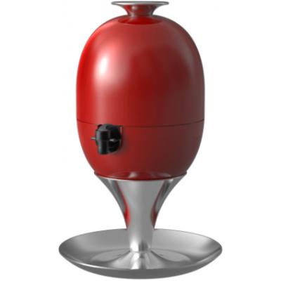 Bib Dispenser Red