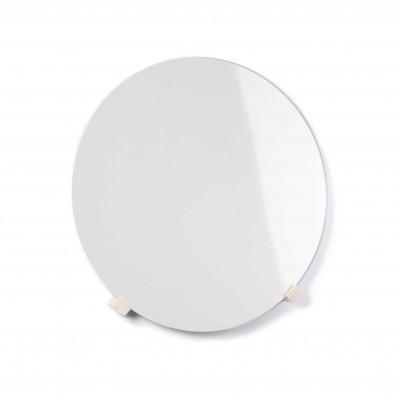 Reflector Mirror White D50   Hard Maple Wood