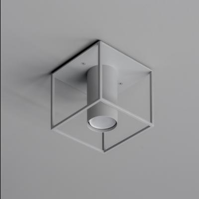 Deckenlampe Archi | Quadrat | Grau