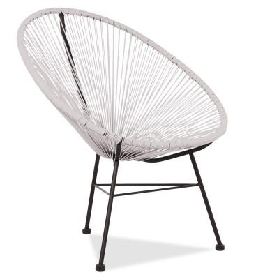 Stuhl Acapulco | Weiß