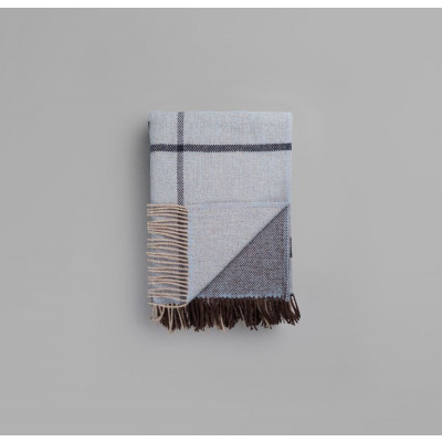 Filos Blanket | Blue