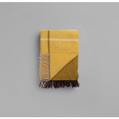 Filos Blanket | Yellow