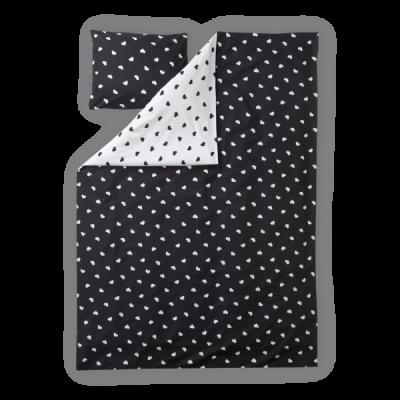 Duvet Cover Set Onni | Black & White
