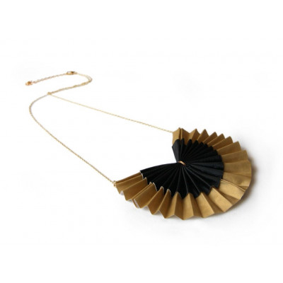Fiona Necklace Gold