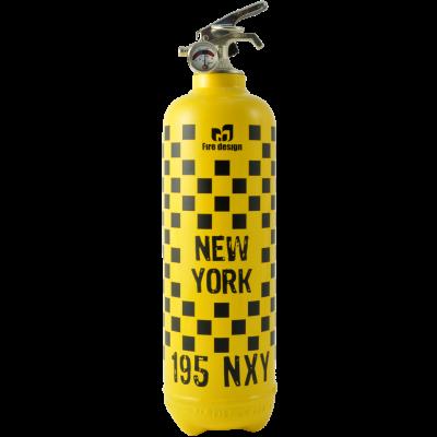 Design Feuerlöscher New York