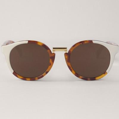Fitzroy Sunglasses   Cream/Leo Tortoise
