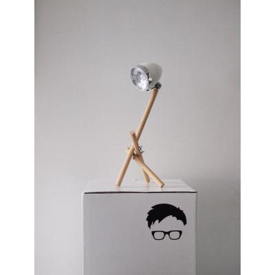 Fixie Lampe Weiß