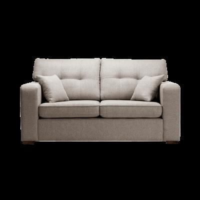 2-Sitzer-Sofa Melvin | Faltbar | Beige