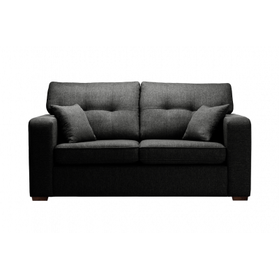 2-Sitzer-Sofa Melvin | Faltbar | Anthrazit