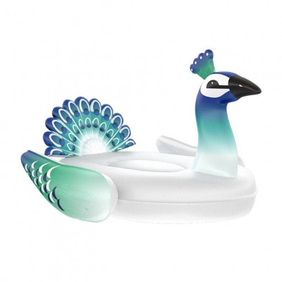Inflatable Pool Toy   Peacock