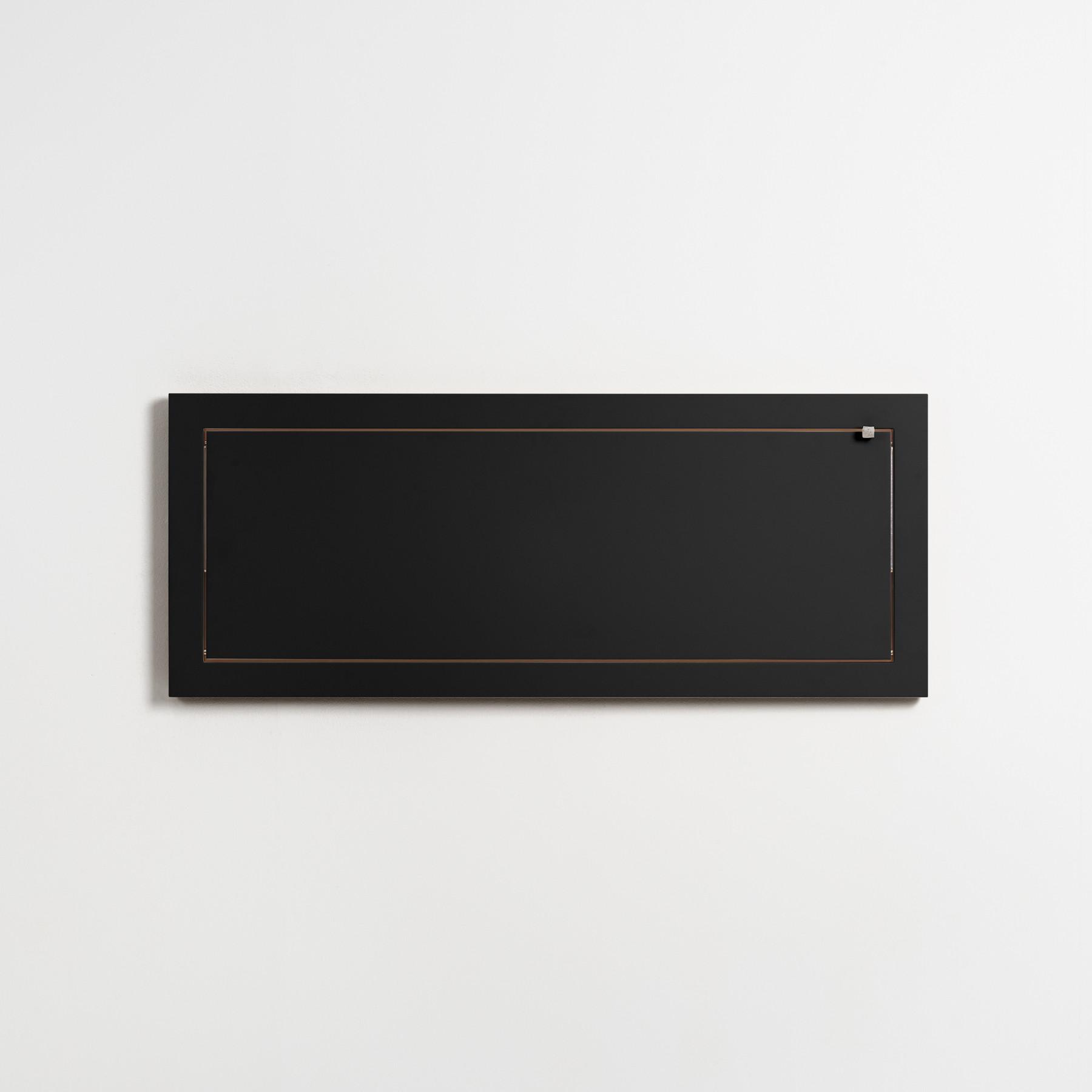 Shelf Fläpps 100×40 cm | Black