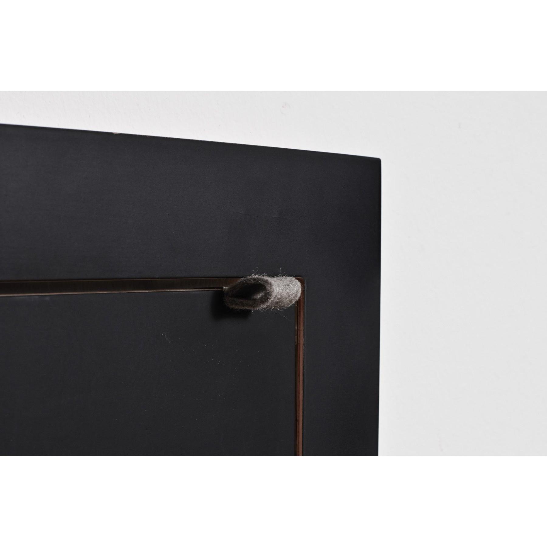 Shelf Fläpps 80 x 40 cm | Black