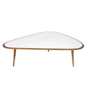 Fifties Table Large White