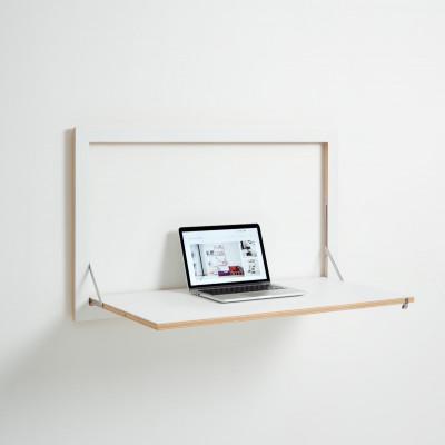 Wall Desk Fläpps 100 x 60 cm | White