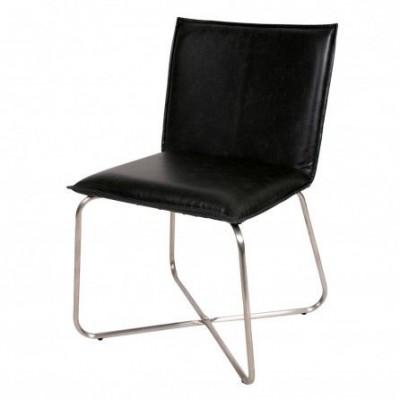 Cross Chair | Schwarz