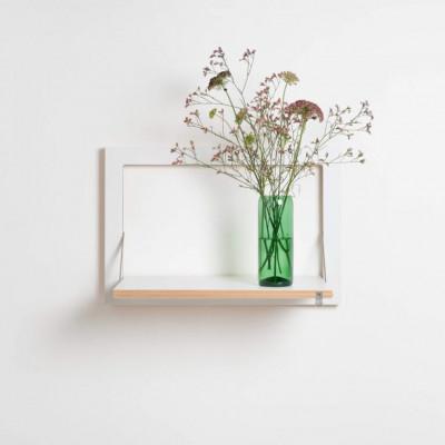 Regal Fläpps 60 x 40 cm | Weiß