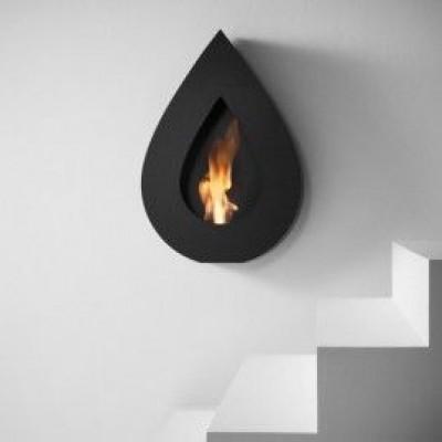Flame Wall Mobile Bio-fireplace