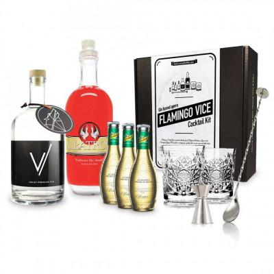 Cocktail Kit   Flamingo Vice