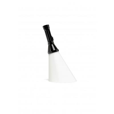 Wiederaufladbarer Lampe Flash | Schwarz