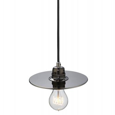 Flat One 182 Lamp | Gun Metal