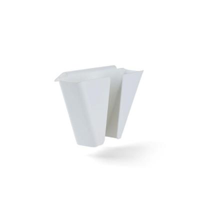 Kaffeefilterhalter Flex   Weiß