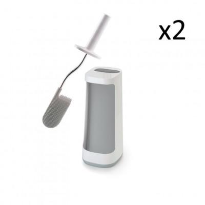 Flex Smart Toilet Brush | Set of 2