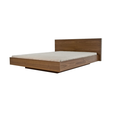 Bed Float | Walnut