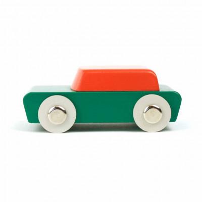 Spielzeugauto aus Holz Duotone | Nr. 1