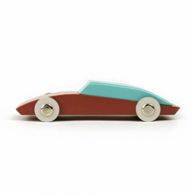 Spielzeugauto aus Holz Duotone | Nr. 3