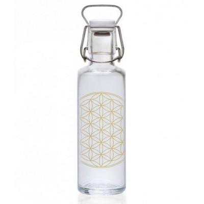 Trinkflasche Soulbottle 0,6 L / 1 L | Flower of Life