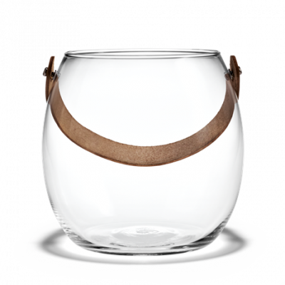 Design with Light Bowl Clear   Large