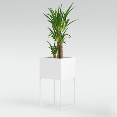 Pflanztopf Large | Weiß