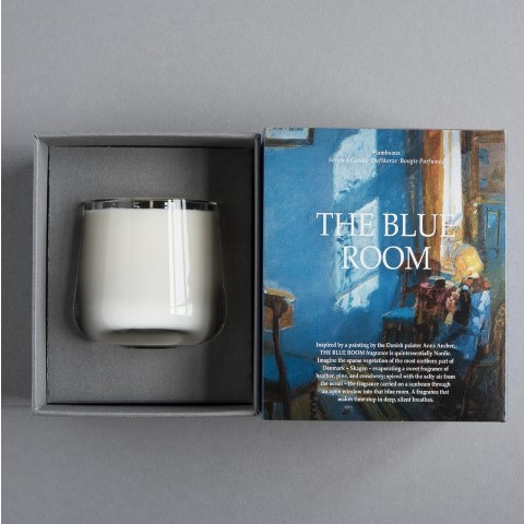 Flambeaux Duftkerze   The Blue Room