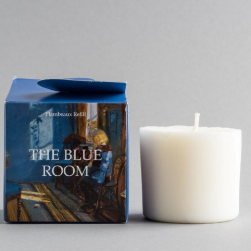 Flambeaux Duftkerze Nachfüllung | The Blue Room