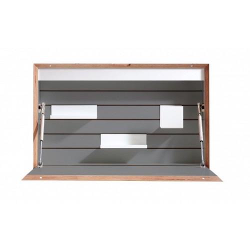 Wall Desk Flatbox   Anthracite