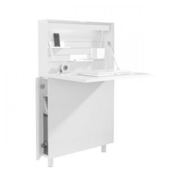 Schreibtisch Flatmate | Weiß