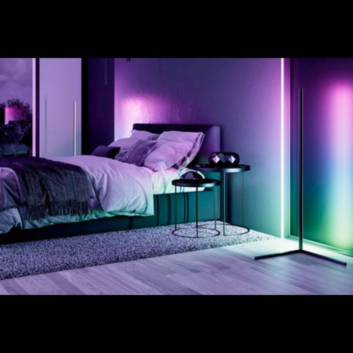 RGB Stehleuchte | EU-Stecker | 2er-Set