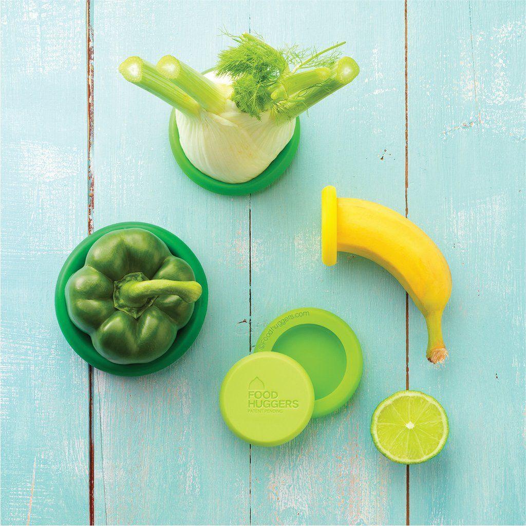 Food Huggers Fresh Greens   5er-Set