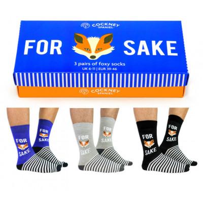 Socken für den Fuchs   6er-Satz