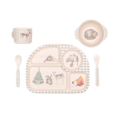 Dinner Set | Forest Feast