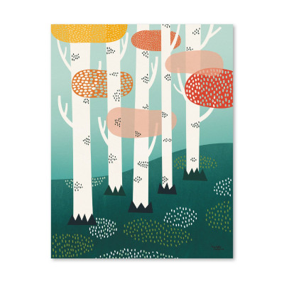 Wald - Poster