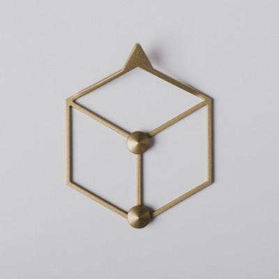 Kleiderbügel POLYHEDRA | Stiga XS Gold