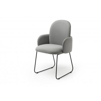 Dost Dinning Chair   Light Grey
