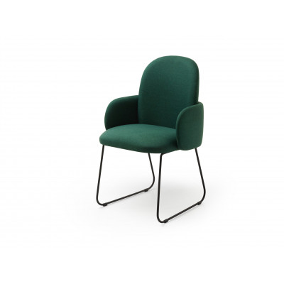 Dost Dinning Chair   Green