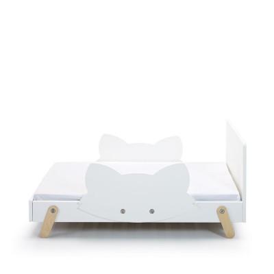 Fox T Kleinkindbett | Weiß